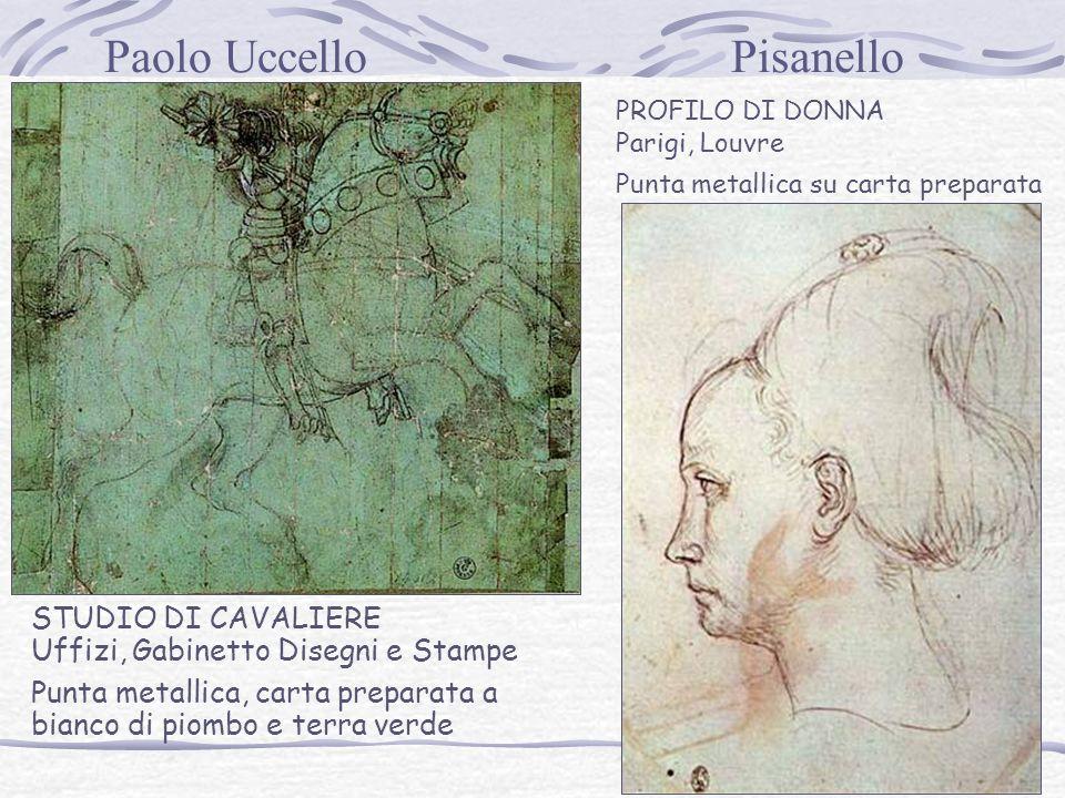 Paolo Uccello Pisanello