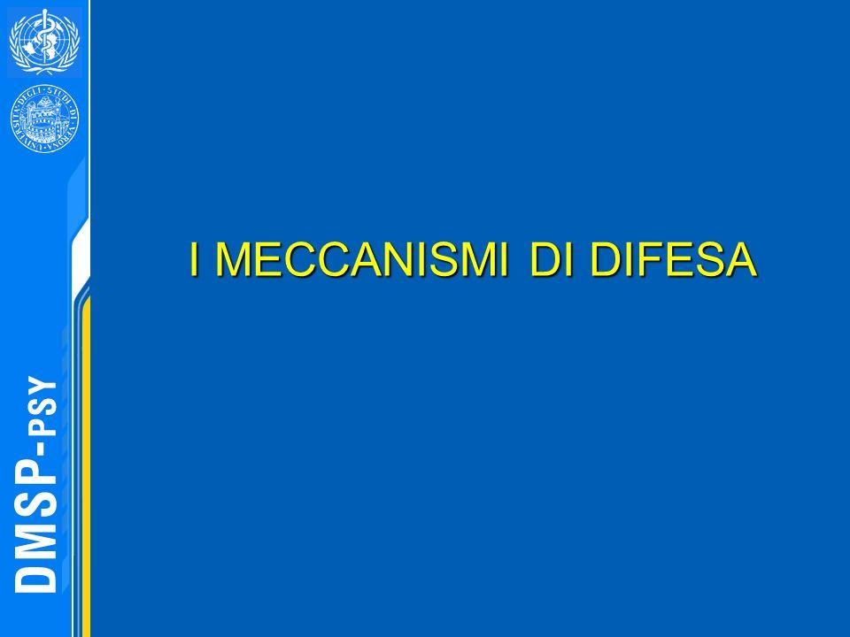 I MECCANISMI DI DIFESA 227 227