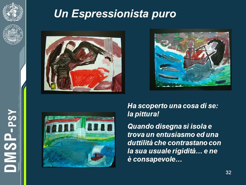 Un Espressionista puro