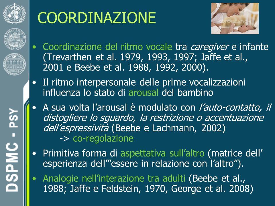 COORDINAZIONE