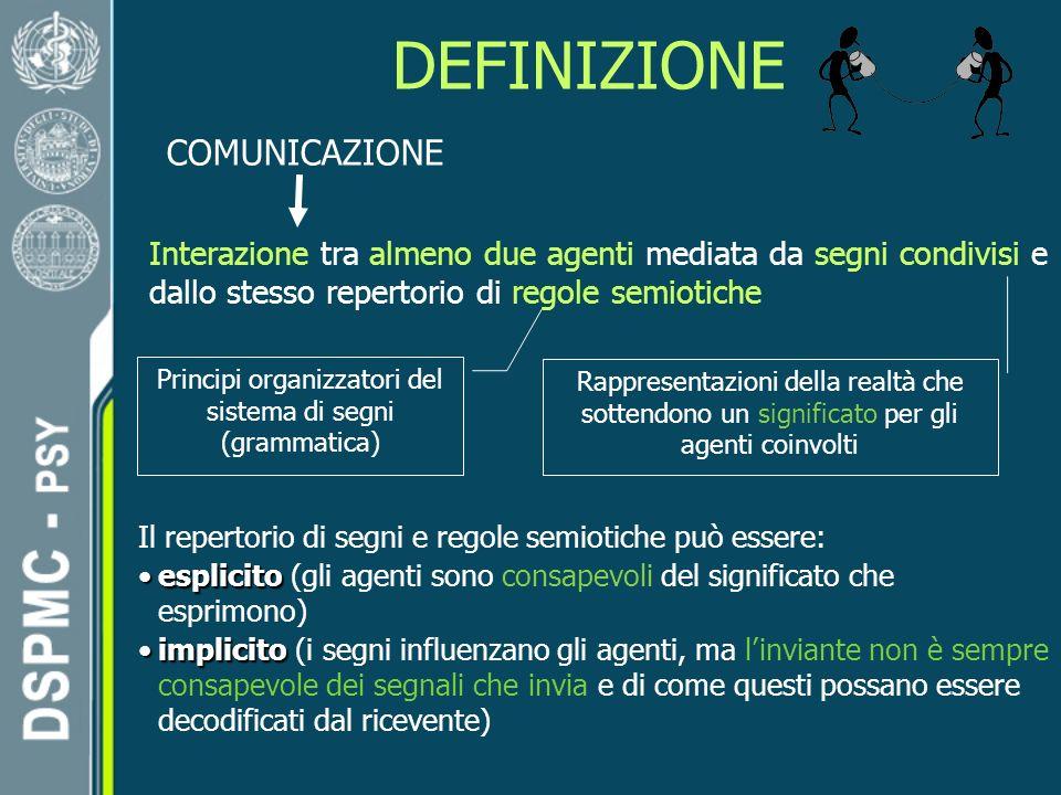 Principi organizzatori del sistema di segni (grammatica)