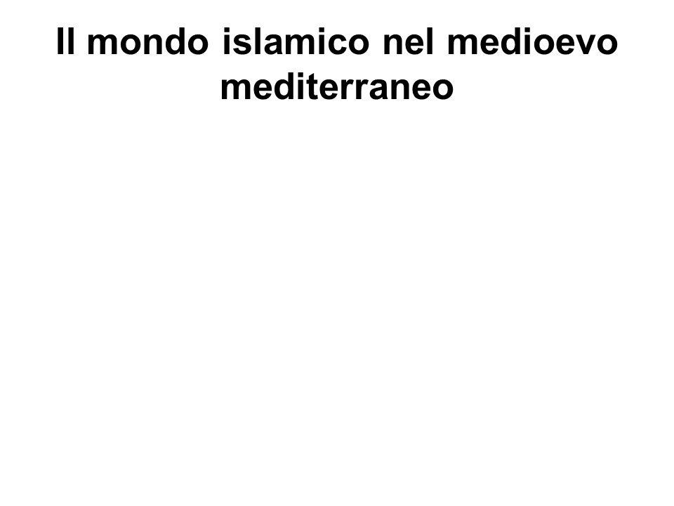 Il mondo islamico nel medioevo mediterraneo