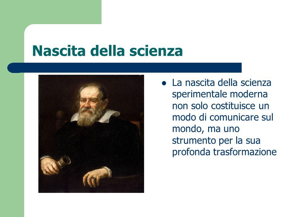 Nascita della scienza