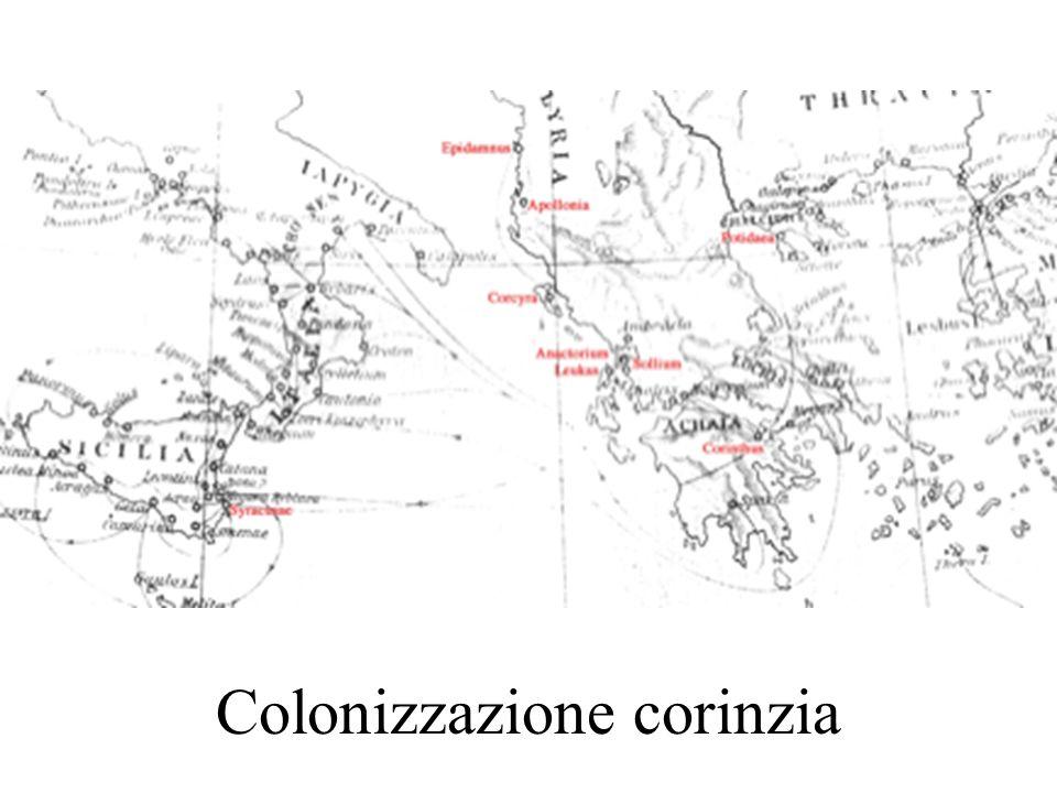 Colonizzazione corinzia