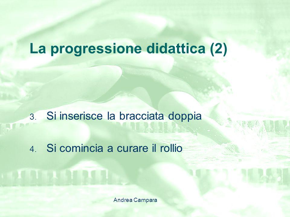 La progressione didattica (2)