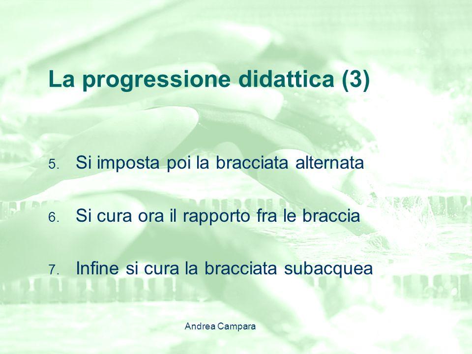 La progressione didattica (3)