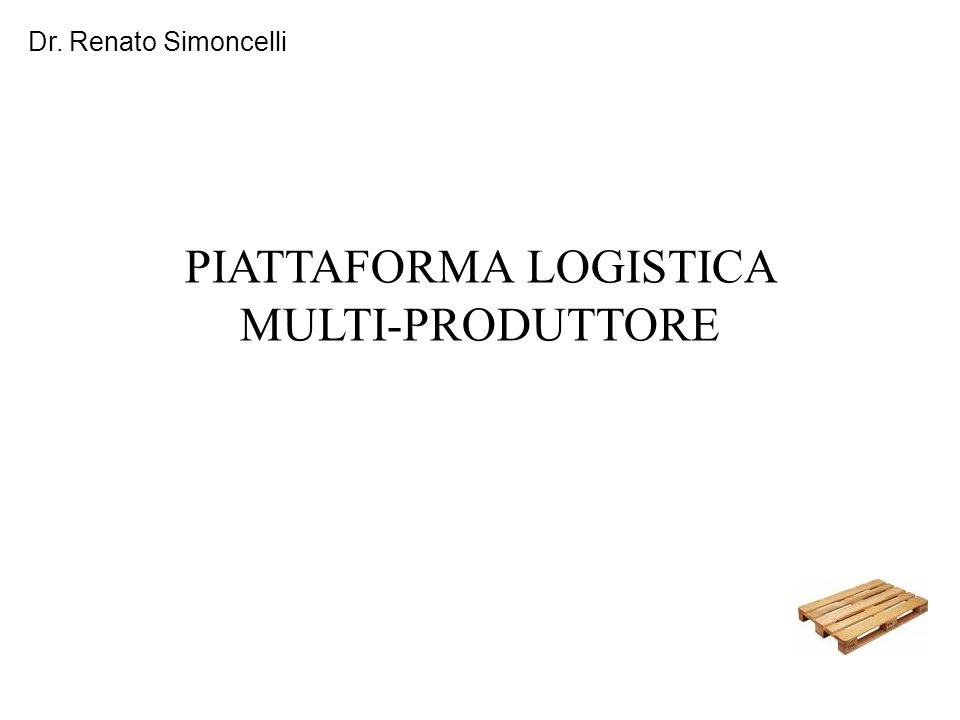 PIATTAFORMA LOGISTICA MULTI-PRODUTTORE