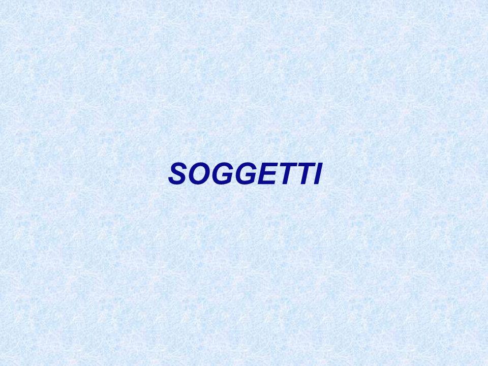 SOGGETTI