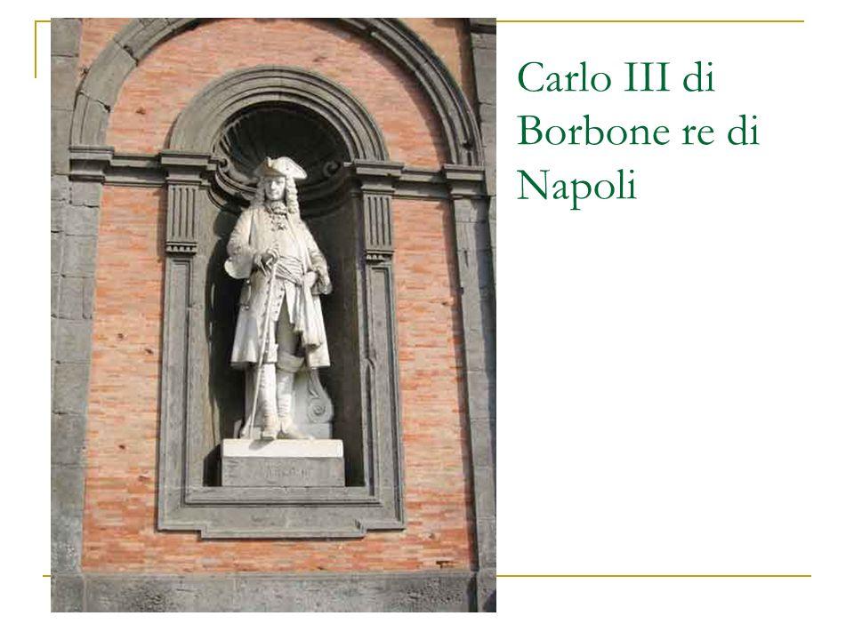 Carlo III di Borbone re di Napoli
