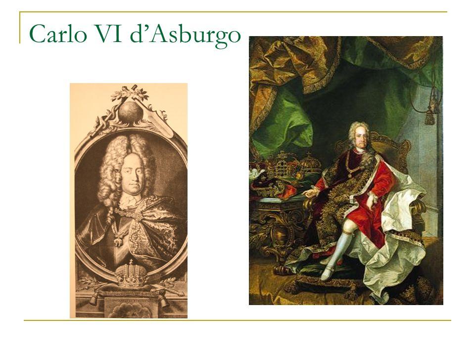 Carlo VI d'Asburgo