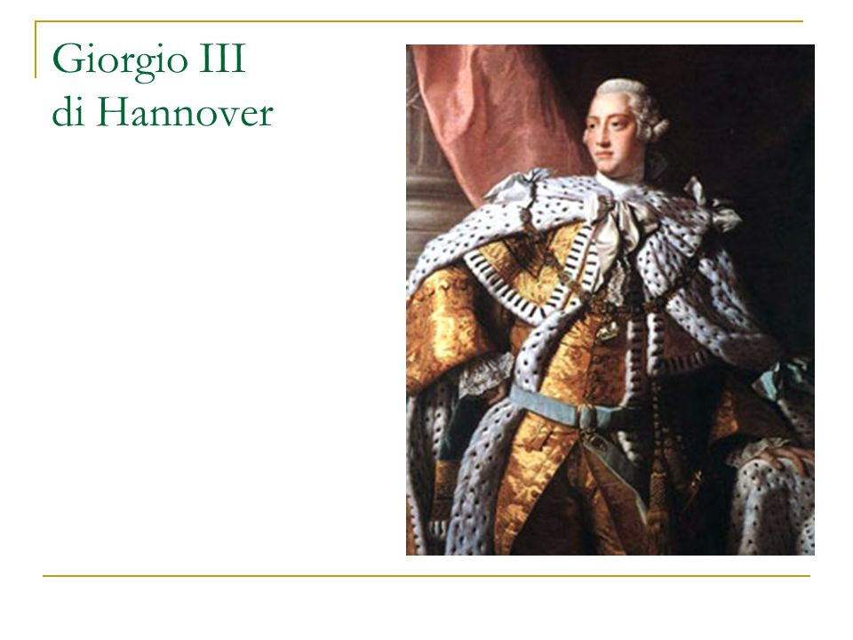 Giorgio III di Hannover