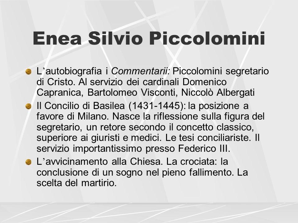 Enea Silvio Piccolomini