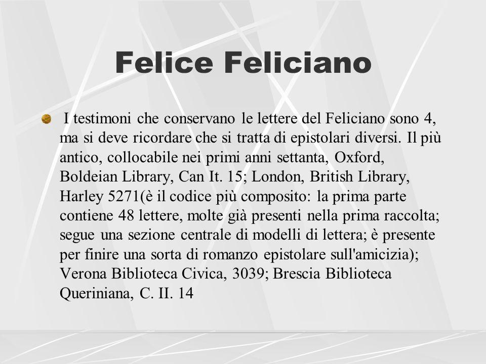 Felice Feliciano