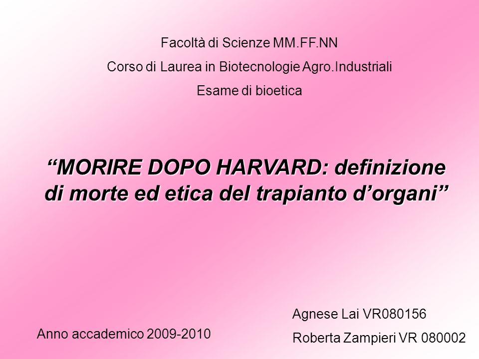 Facoltà di Scienze MM.FF.NN