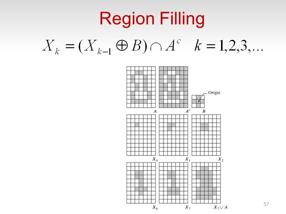 Region Filling