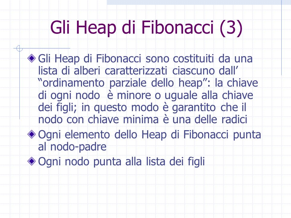 Gli Heap di Fibonacci (3)