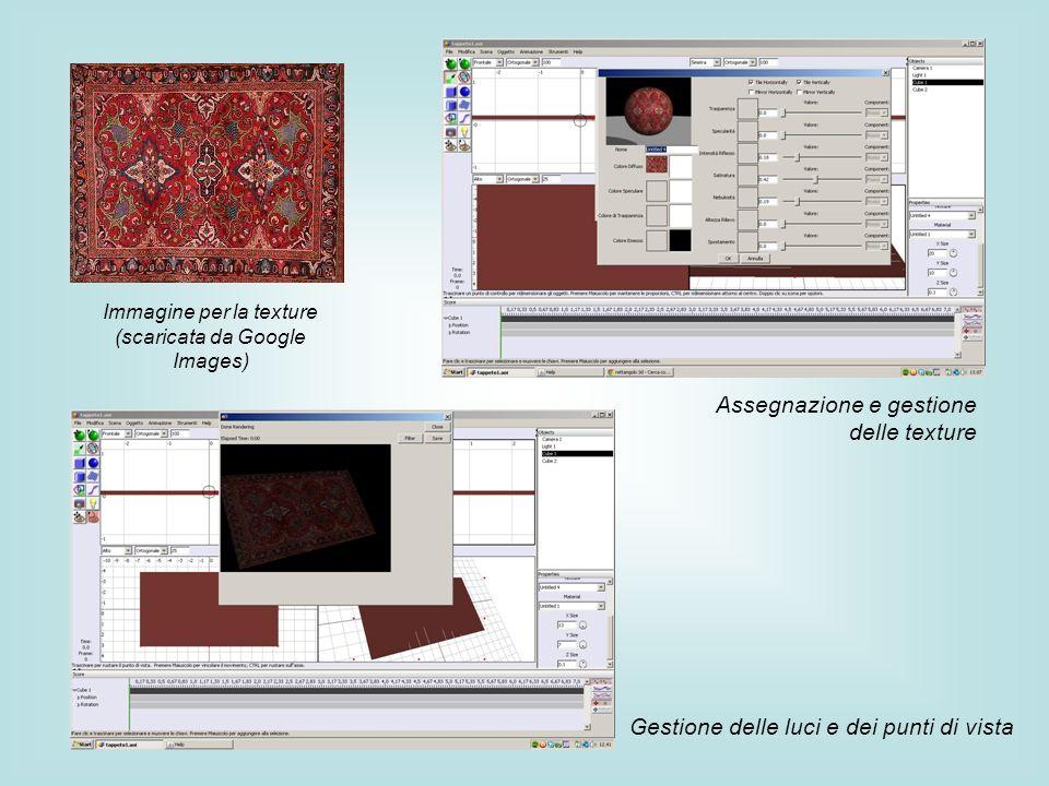 Immagine per la texture (scaricata da Google Images)