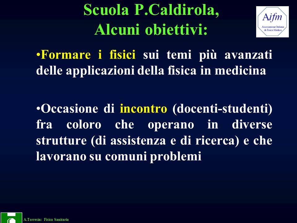 Scuola P.Caldirola, Alcuni obiettivi: