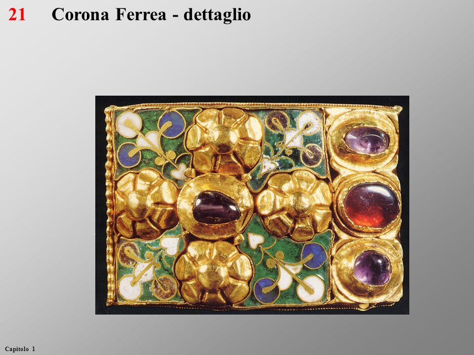 Corona Ferrea - dettaglio
