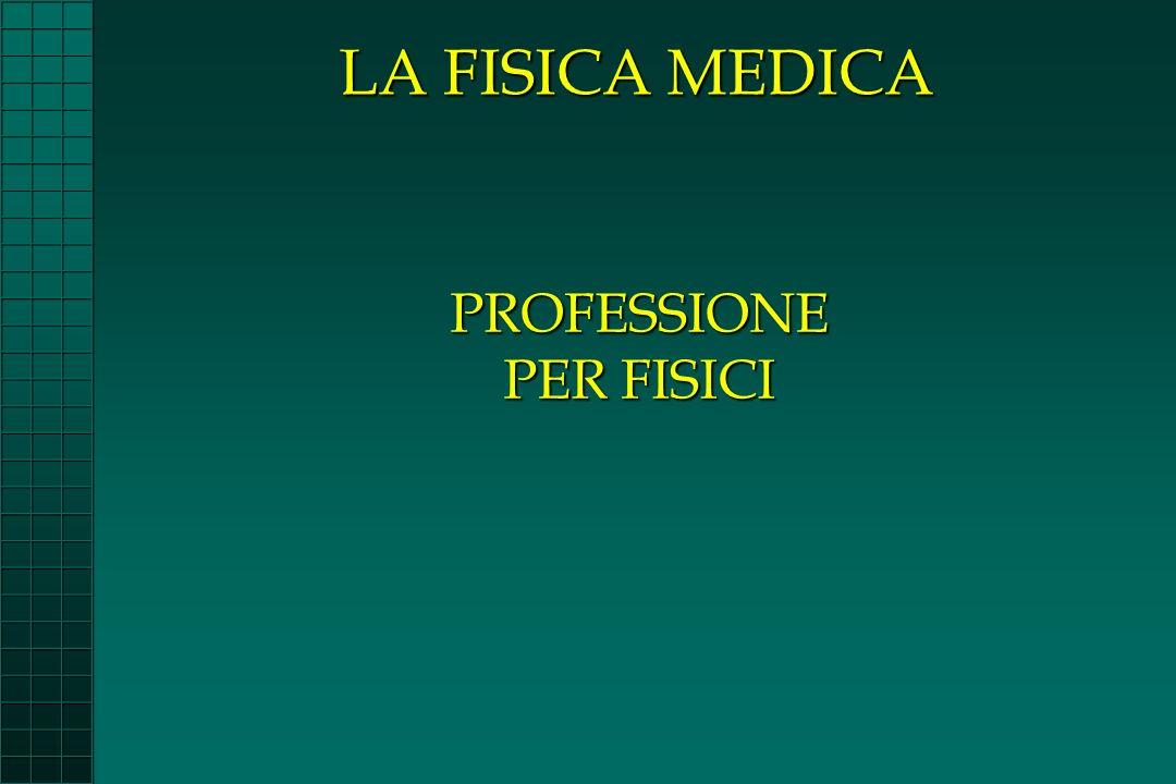 PROFESSIONE PER FISICI