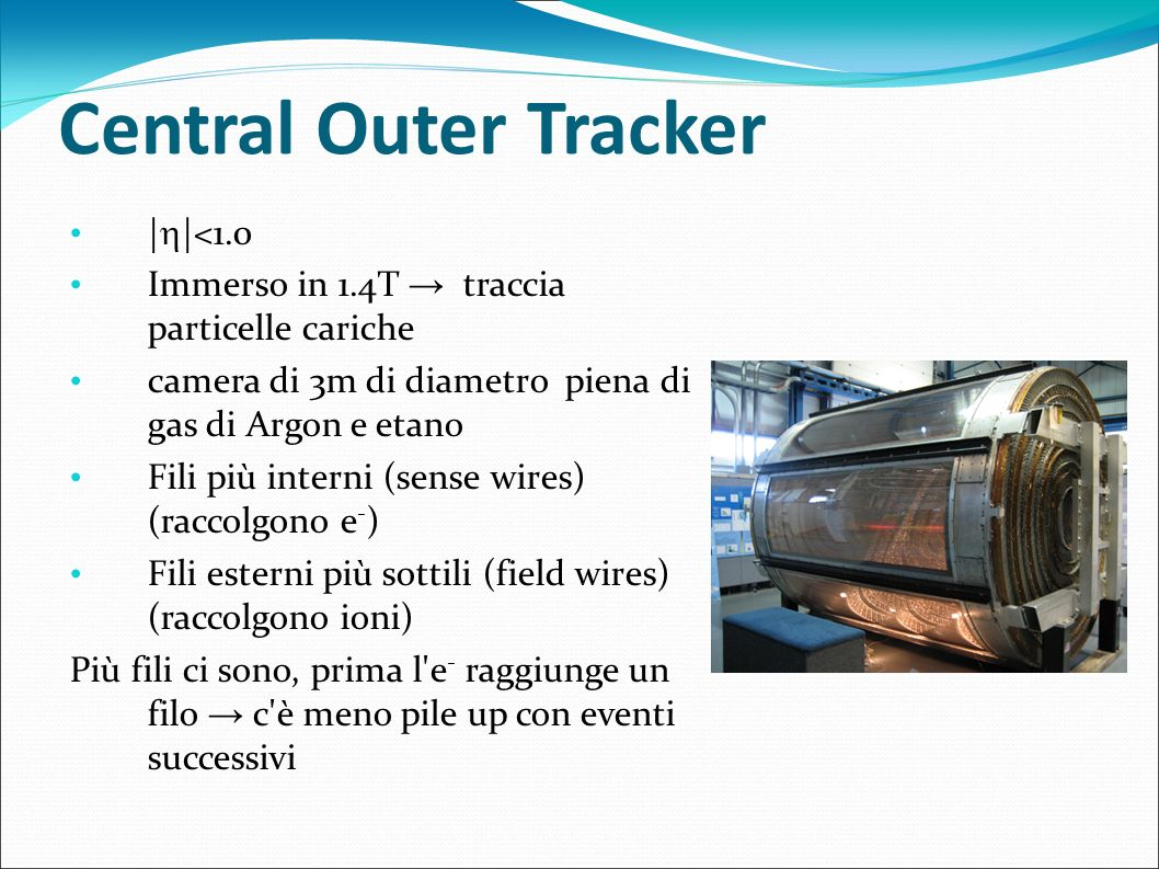 Central Outer Tracker ||<1.0