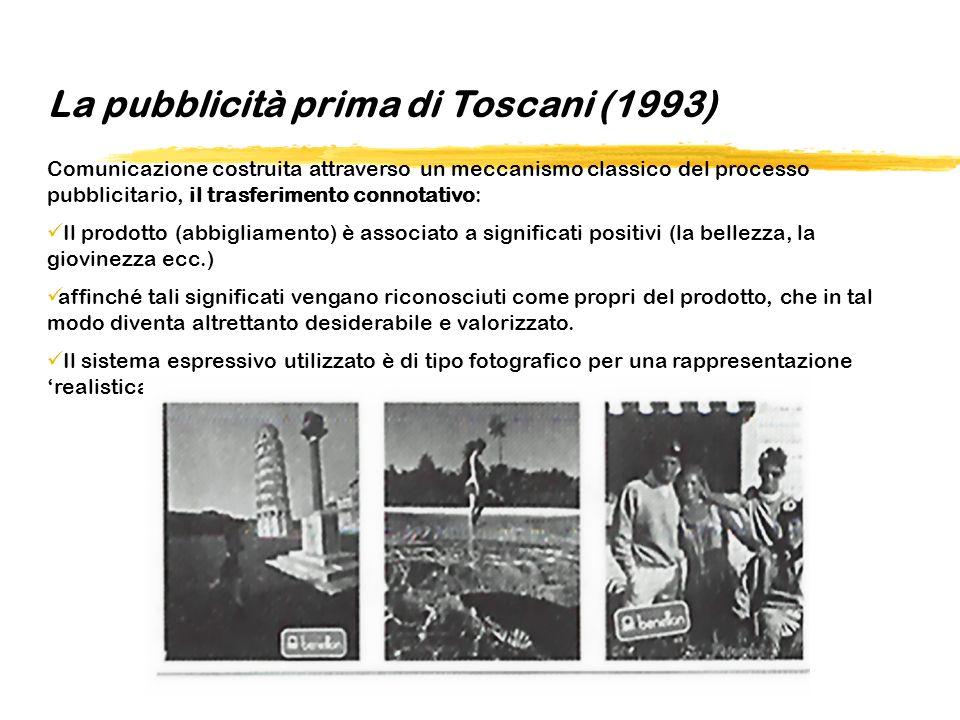 La pubblicità prima di Toscani (1993)