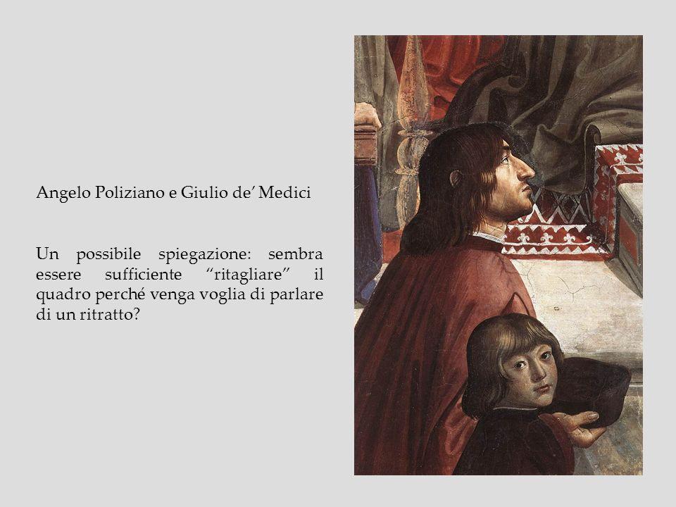 Angelo Poliziano e Giulio de' Medici