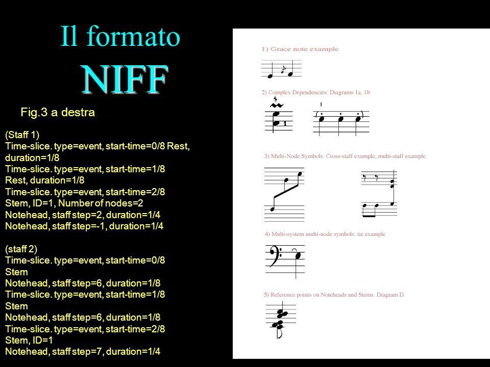Il formato NIFF Fig.3 a destra (Staff 1)