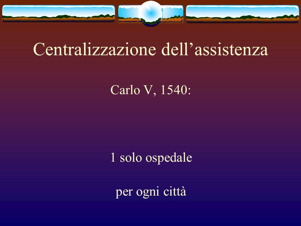 Centralizzazione dell'assistenza