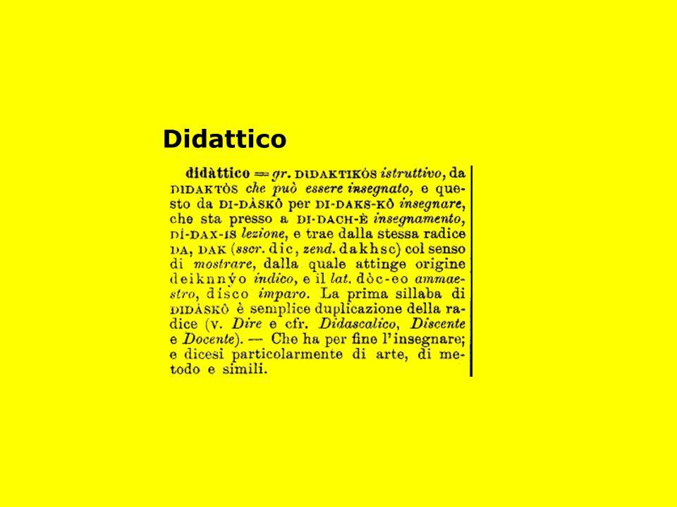 Didattico