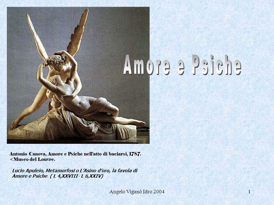 Amore e Psiche Angelo Viganò Idro 2004