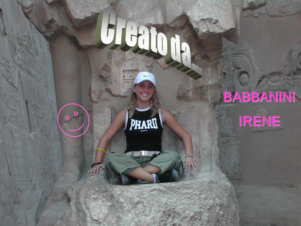 Creato da... BABBANINI IRENE