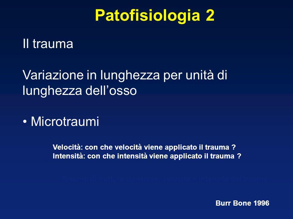 Patofisiologia 2 Il trauma