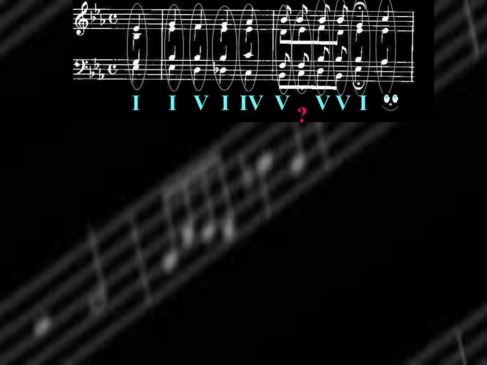 I I V I IV V V V I