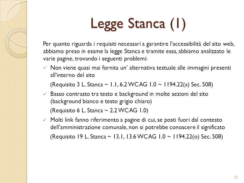 Legge Stanca (1)