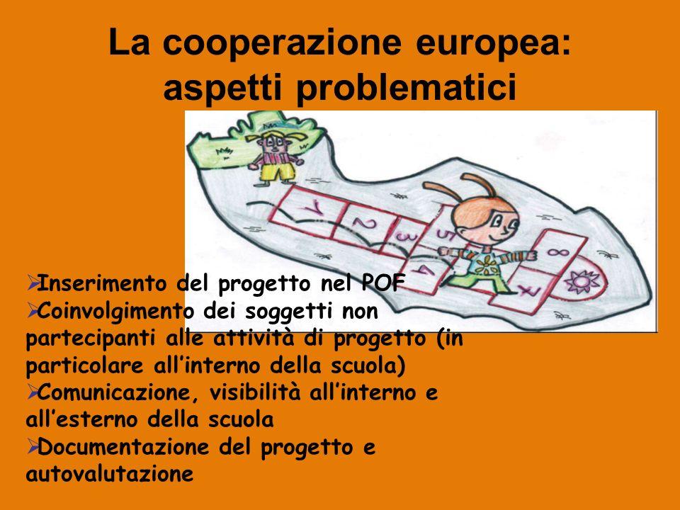 La cooperazione europea: aspetti problematici