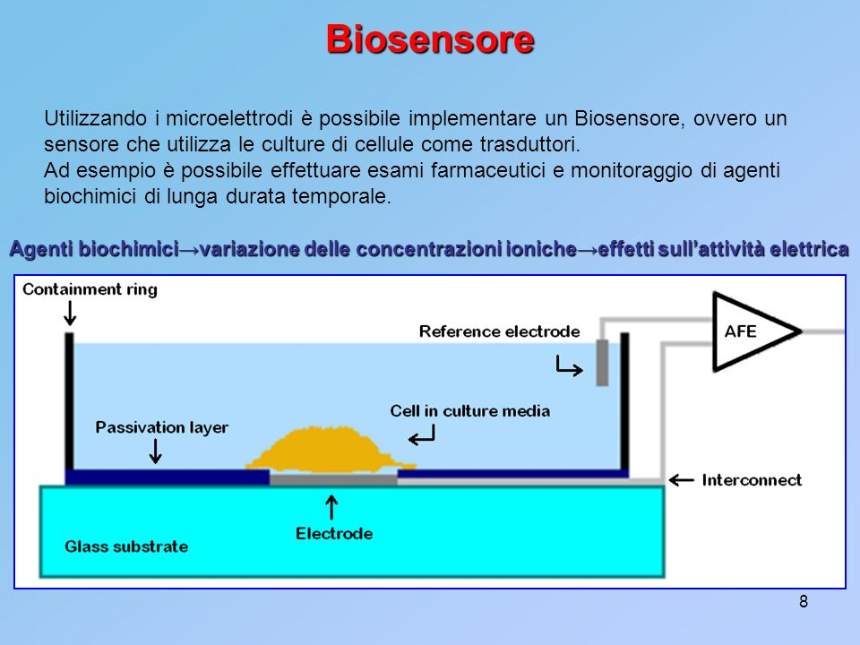 Biosensore
