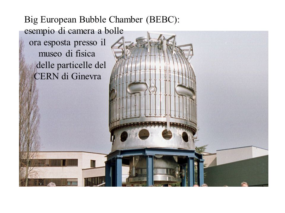Big European Bubble Chamber (BEBC):