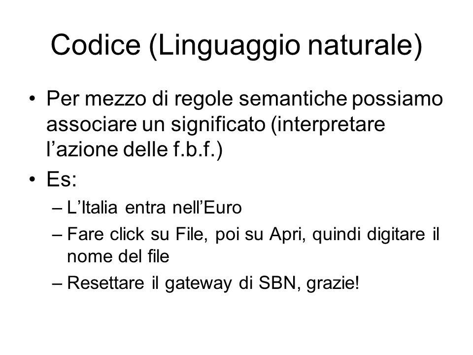 Codice (Linguaggio naturale)