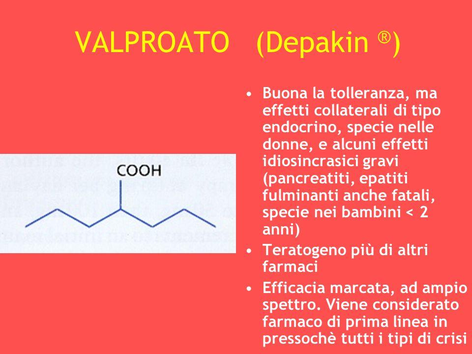 VALPROATO (Depakin ®)
