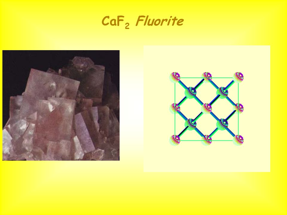 CaF2 Fluorite
