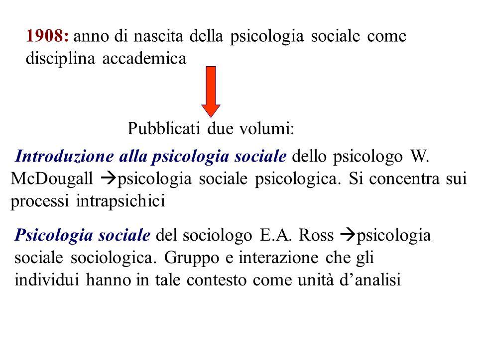 Pubblicati due volumi: