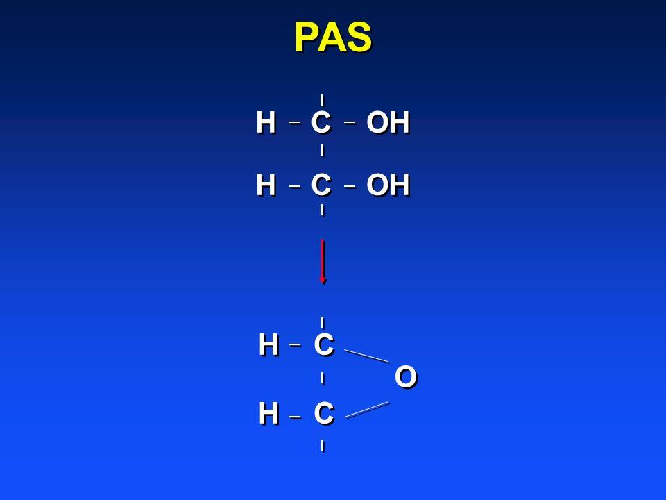 PAS H C OH H C O