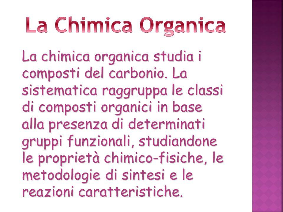 La Chimica Organica