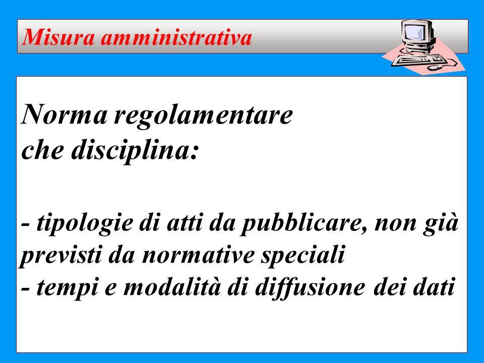 Misura amministrativa