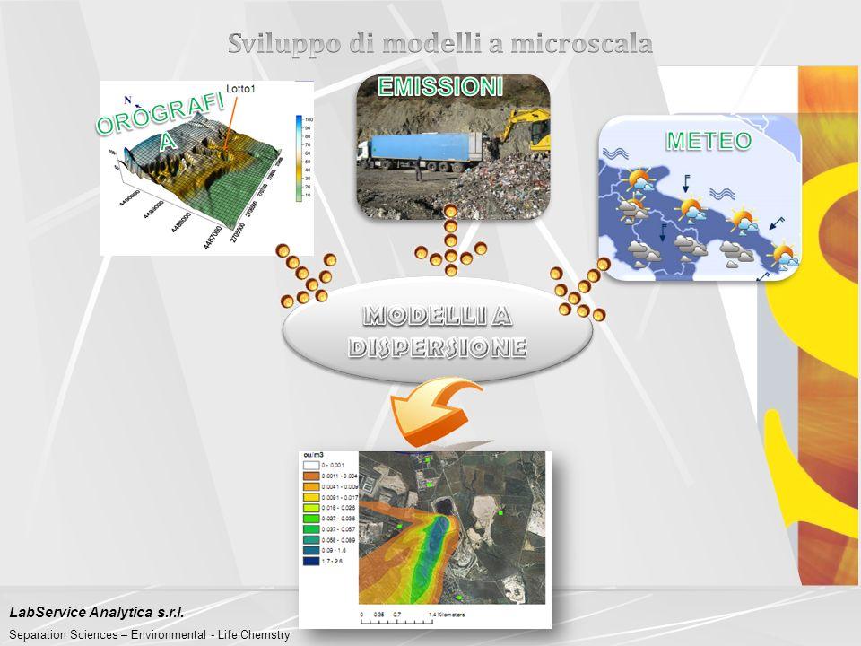 Sviluppo di modelli a microscala