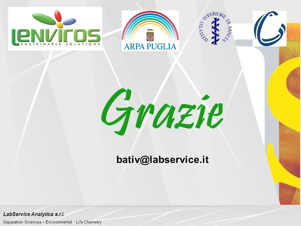 Grazie bativ@labservice.it