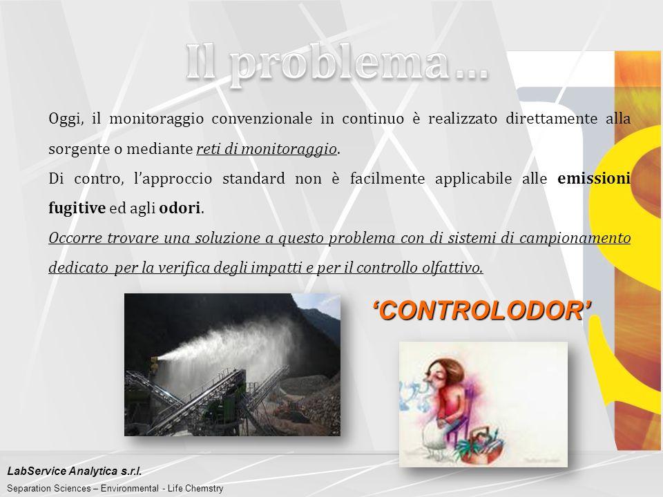 Il problema… 'CONTROLODOR'