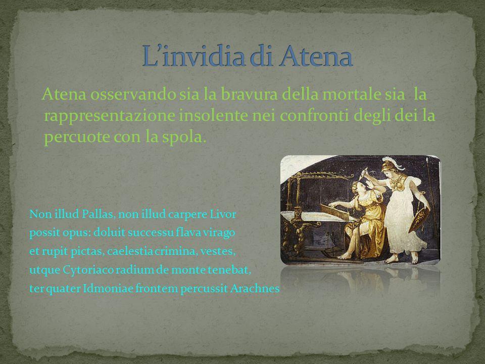 L'invidia di Atena