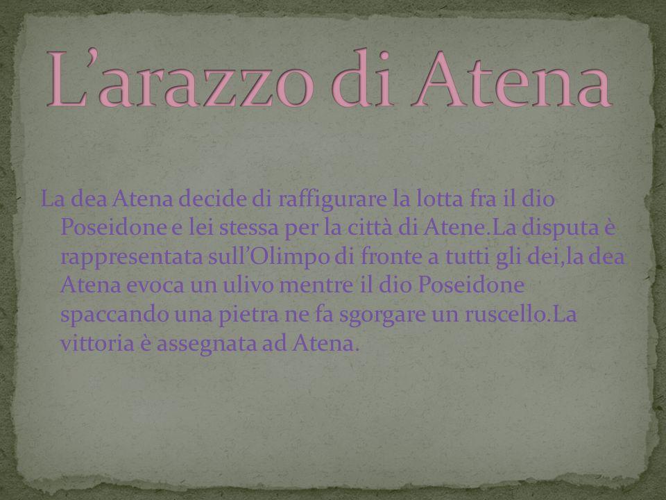 L'arazzo di Atena